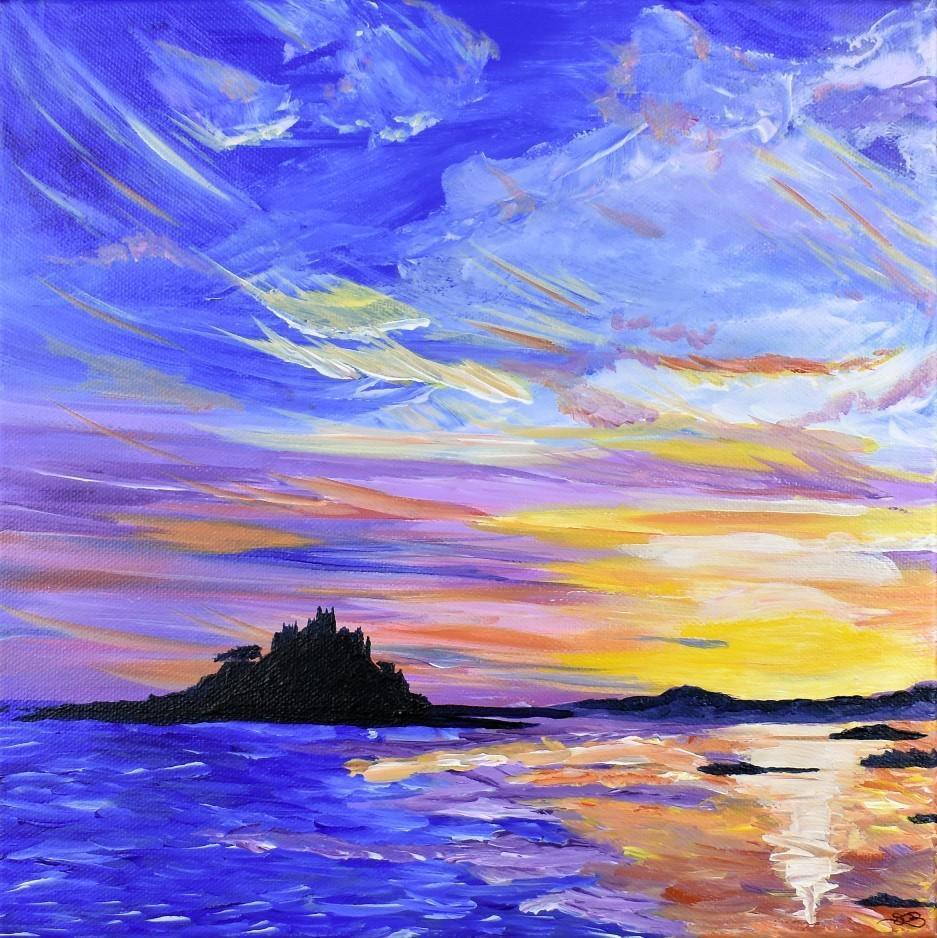 Jo Cross - St Michaels Mount