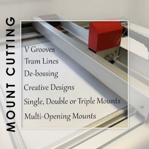 mount cutting