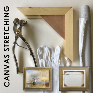 canvas stetcher
